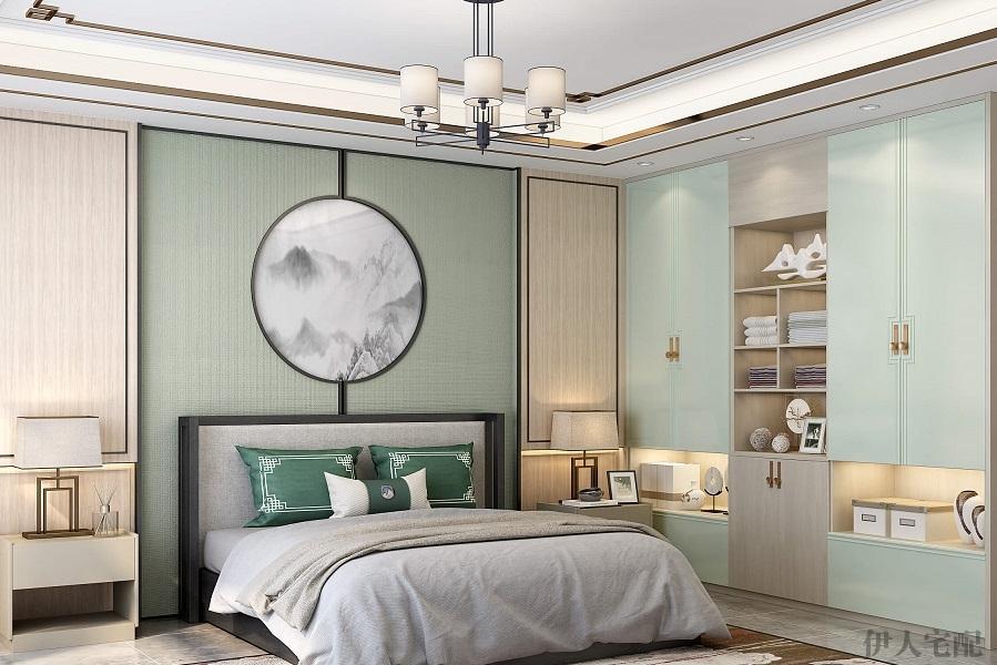 东方典雅系列·卧室