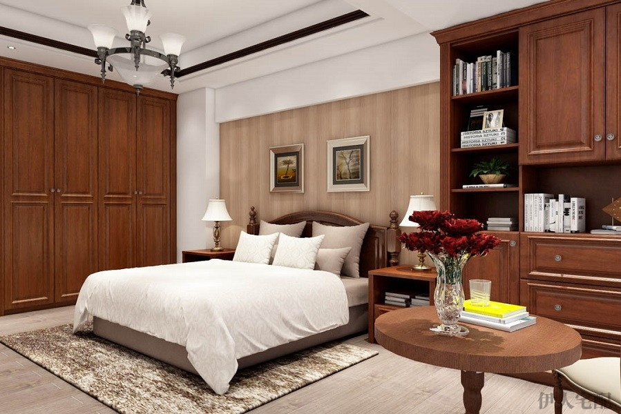 经典美式系列·卧室